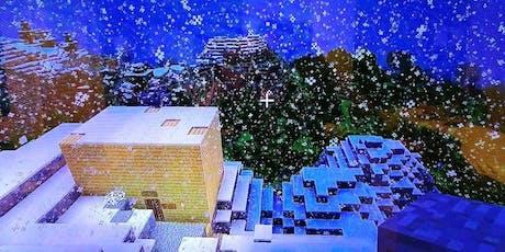 Einmaliger Workshop: Minecraft - Winteredition  Tickets