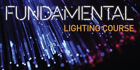 ILP Fundamental Lighting Course - March 2020 tickets
