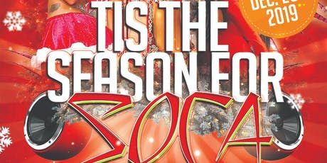 Tis The Season For SOCA tickets