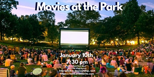 Movies at the Park