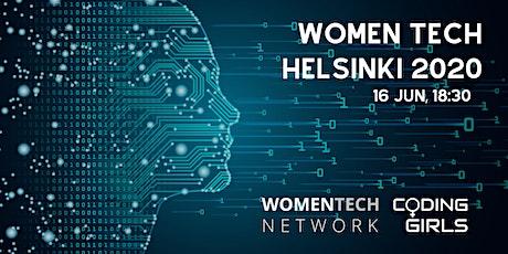 WomenTech Helsinki 2020 (Partner Tickets) tickets