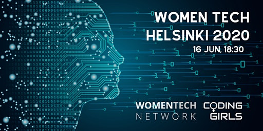 WomenTech Helsinki 2020 (Partner Tickets)