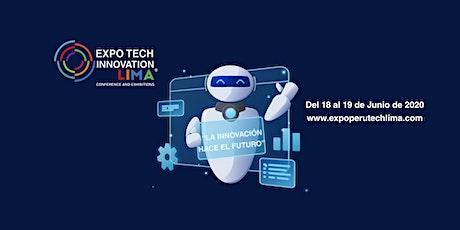 Expo Peru Technology & Innovation Lima 2020 boletos
