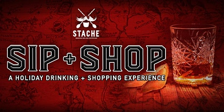 Sip + Shop: A Holiday Drinking & Shopping Experience tickets