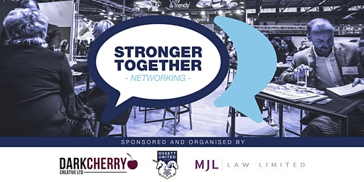 January Stronger Together Networking Event