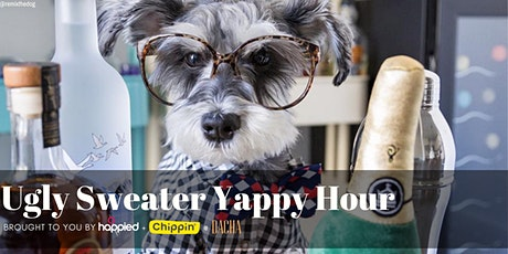 Ugly Sweater Yappy Hour! tickets