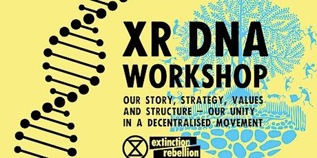 DNA Workshop tickets