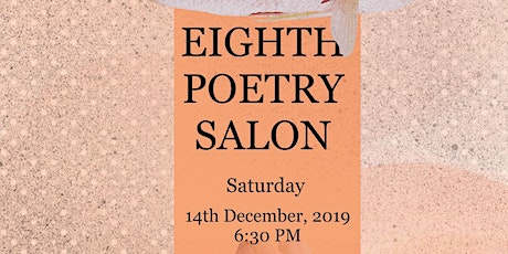 AAWW Eighth Poetry Salon tickets