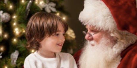 Santa Photography at Hawaiian's Park Centre tickets