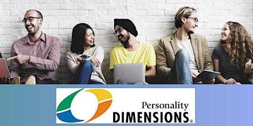 Intro to Personality Dimensions Workshop + [BONUS]