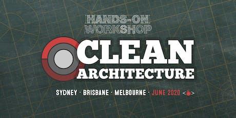 Clean Architecture  2-day Workshop tickets
