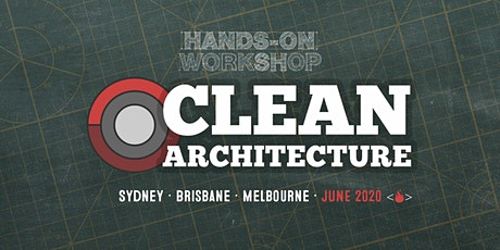 Clean Architecture  2-day Workshop - Melbourne tickets