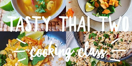 Tasty Thai Two Cooking Class (Hands-on) tickets