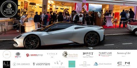 UHNW Business Club Evening in Monte-Carlo biglietti