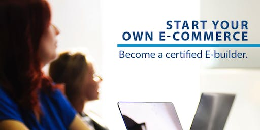 Free MasterClass: How to start your e-Business. Invitation Only.