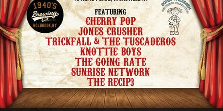 Punk Rock for the Puppets & Holiday Toy Drive! tickets