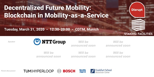 Decentralized Future Mobility - Blockchain in Mobility as a Service