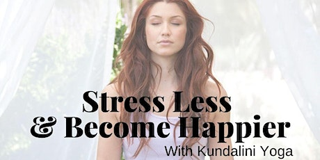 Stress Less & Become Happier tickets