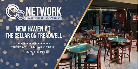 Network After Work New Haven at The Cellar on Treadwell tickets