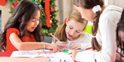Christmas Craft at Hawaiian's Park Centre