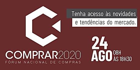 Fórum Nacional de Compras 2020 ingressos