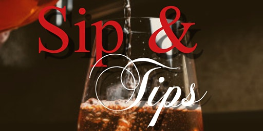 Sip and Tips Homebuying Social Event