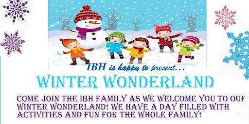 IBH  2nd Annual Winter Wonderland