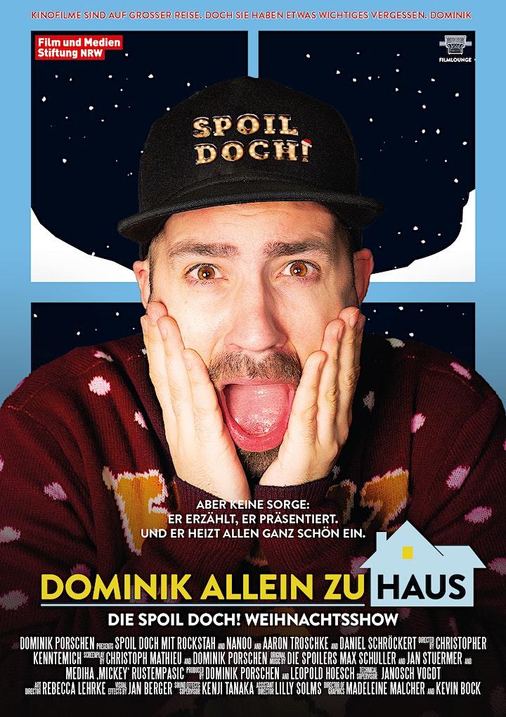 Dominik Allein Zu Haus! - Spoil Doch! - Weihnachtsshow: Bild