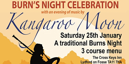 Burns Night Dinner and Music