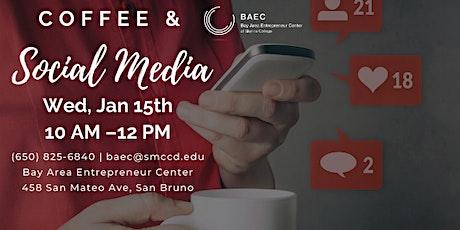 Coffee & Social Media Workshop tickets