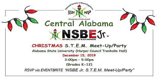 NSBE Jr. S.T.E.M. Meet-Up/Party (Dec 15, 2019)