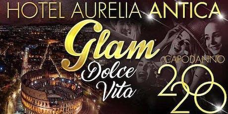 Capodanno 2020 Hotel Aurelia Antica 0698875854 biglietti