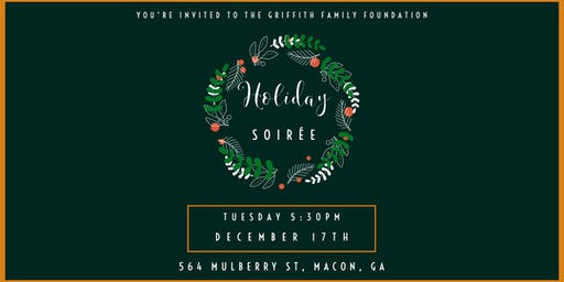 Griffith Family Foundation Christmas Party