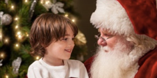 Santa Photography at Hawaiian's Melville