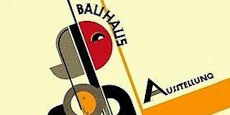 Printing the Bauhaus Way tickets