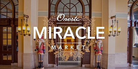 The Onesto Miracle Market tickets