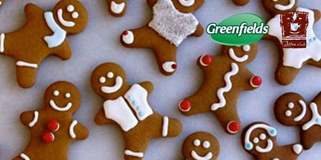 Greenfields / O'Coffee Club Gingerbread Making Workshop - Christmas Experience tickets