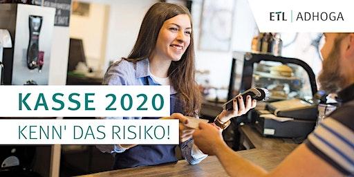 Kasse 2020 - Kenn' das Risiko! 04.08.2020 Siegburg