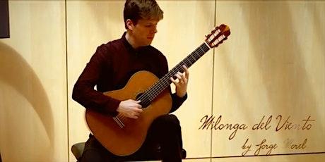 Recital: Adam Brown, Classical Guitarist tickets