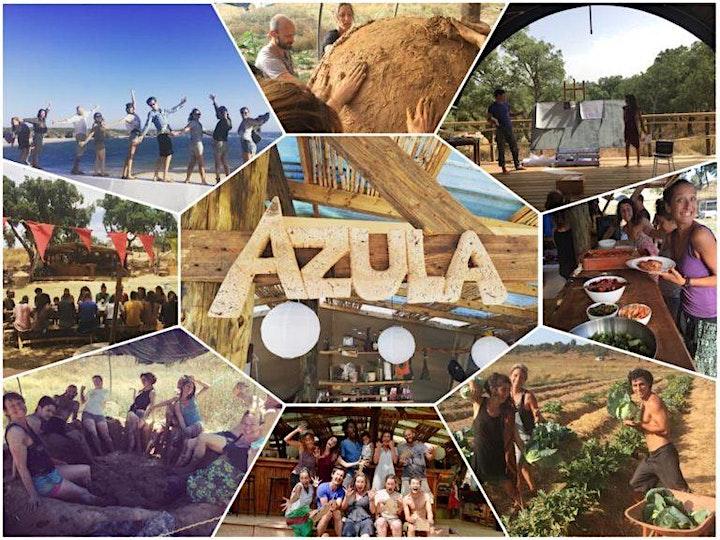 Natural Building Workshop @ Azula, Portugal 15th - 22nd June 2020 image