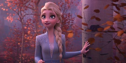 A Frozen Good Time With Elsa