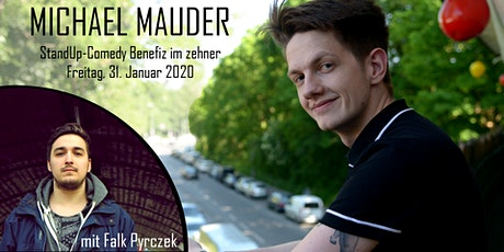 Michael Mauder - StandUp-Comedy Benefiz im zehner tickets