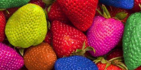 DNA ... and Strawberries ??? / Wednesday STEM Lab (Grade 1 - Grade 12) tickets