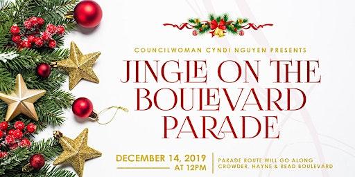Jingle On The Boulevard Parade