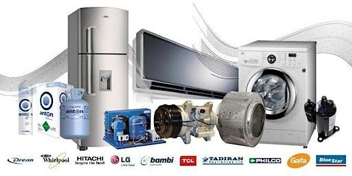 Curso de Refrigeración y aire acondicionado + certificaciones Libre costo*
