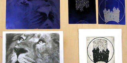 Workshop: Fotopolymeer etsen (Fotogravure)