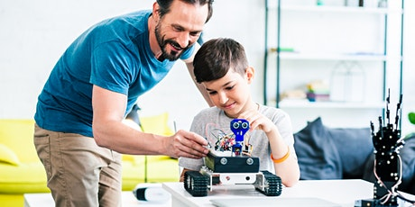 How Does Your RoboGarden Grow/ Saturday STEM Lab (6 -16 years) tickets