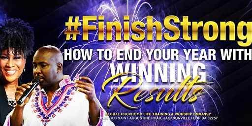 SUNDAY SERIES: #FINISHSTRONG - HOW TO END YOUR YEAR WITH WINNING RESULTS