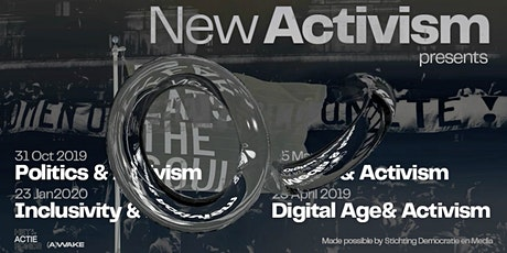 Panel | New Activism series: Inclusivity & Activism tickets