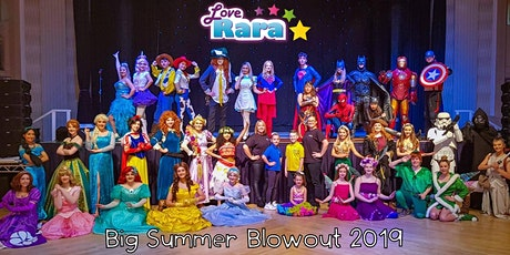Love Rara- Award winning BIG Summer Blow out 2021 tickets